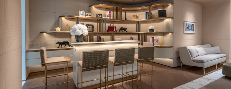 Cartier Peking Road Boutique - Concierge Service