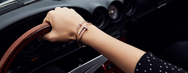 Cartier Peking Road Boutique - New Juste un Clou Collection