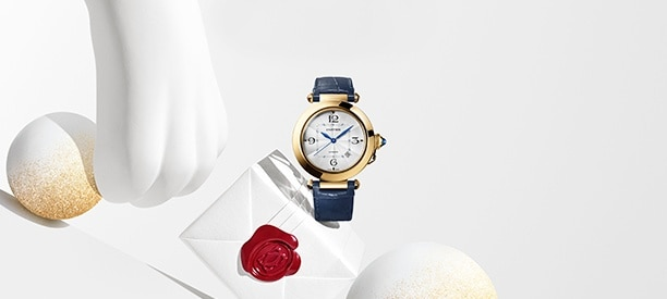 For him, the most beautiful Cartier gifts