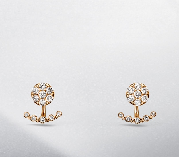 Étincelle de Cartier Earrings
