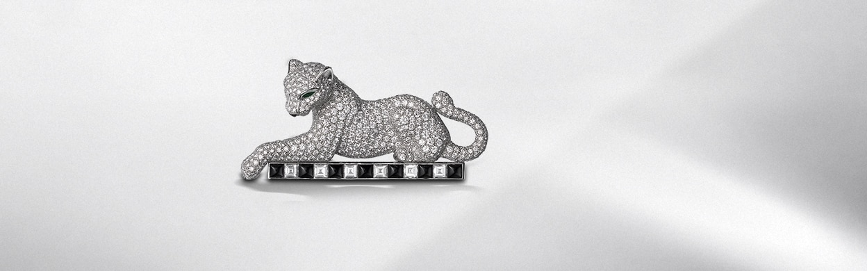 Panthere de Cartier Brooches