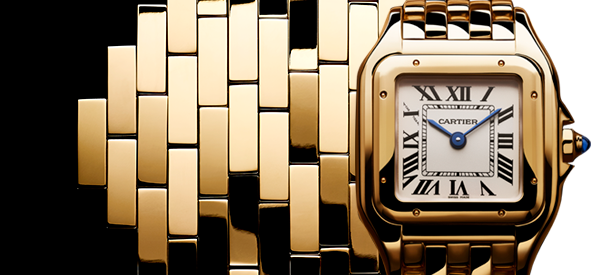 The Panthère de Cartier watch