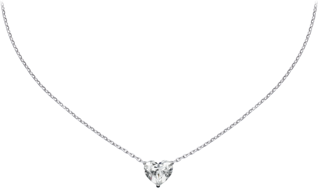 High Jewellery 1895 necklacePlatinum, diamond