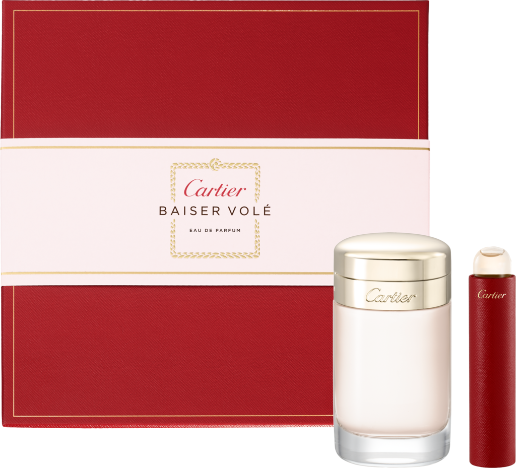 Baiser Volé Eau de Parfum gift set and Purse sprayBox